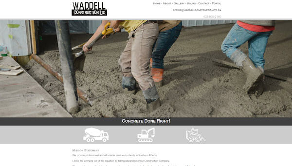 Waddell Construction